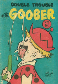 Cover Thumbnail for Double Trouble With Goober (Calvert, 1950 ? series) #3