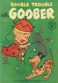 Cover Thumbnail for Double Trouble With Goober (Calvert, 1950 ? series) #2
