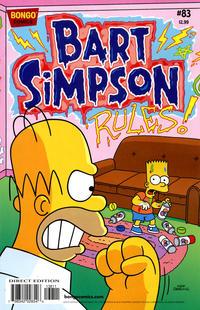 Cover Thumbnail for Simpsons Comics Presents Bart Simpson (Bongo, 2000 series) #83