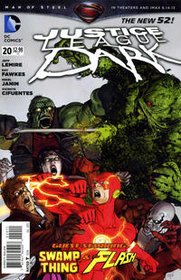 Cover Thumbnail for Justice League Dark (DC, 2011 series) #20