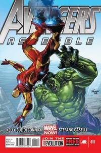 Cover Thumbnail for Avengers Assemble (Marvel, 2012 series) #11