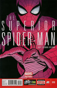 Cover Thumbnail for Superior Spider-Man (Marvel, 2013 series) #10