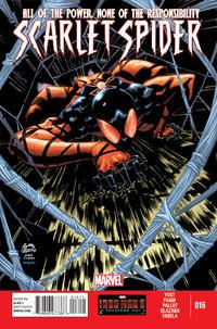 Cover Thumbnail for Scarlet Spider (Marvel, 2012 series) #16
