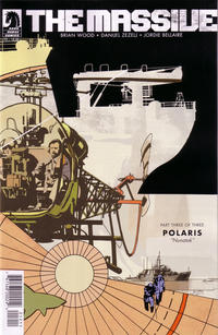 Cover Thumbnail for The Massive (Dark Horse, 2012 series) #12
