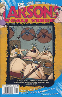 Cover Thumbnail for Larsons gale verden (Bladkompaniet, 1992 series) #5/2002