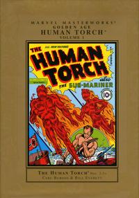 Cover Thumbnail for Marvel Masterworks: Golden Age Human Torch (Marvel, 2005 series) #1 [Regular Edition]