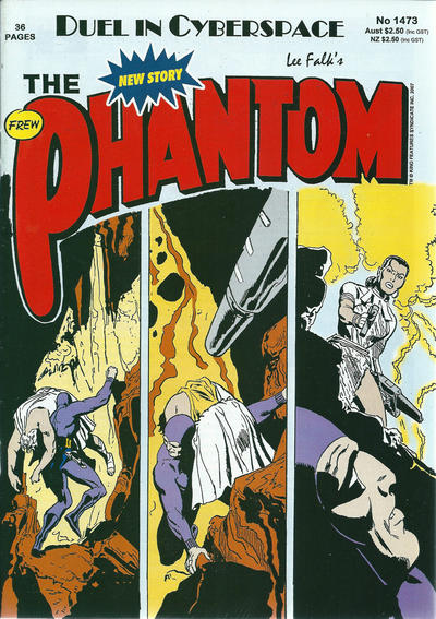 Cover for The Phantom (Frew Publications, 1948 series) #1473