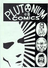 Cover for Plutonium Comics (Per Myrhill, 1993 series) #8