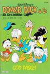Cover for Donald Duck & Co (Hjemmet / Egmont, 1948 series) #13/1988