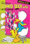 Cover for Donald Duck & Co (Hjemmet / Egmont, 1948 series) #15/1988