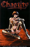 Cover for Chastity: Lust for Life (Chaos! Comics, 1999 series) #1 [Premium Edition]