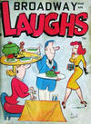 Cover for Broadway Laughs (Prize, 1950 series) #v10#6