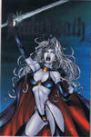 Cover for Lady Death: Dark Millennium (Chaos! Comics, 2000 series) #1 [Dynamic Forces Exclusive Alternate Cover]