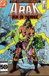 Cover for Arak / Son of Thunder (DC, 1981 series) #45 [Direct]