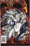 Cover for Lady Death: Judgement War (Chaos! Comics, 1999 series) #1 [Premium Edition]