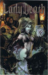 Cover for Lady Death: Judgement War (Chaos! Comics, 1999 series) #1 [Dynamic Forces Exclusive Alternate Cover]