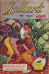 Cover for Gallant (Bell Features, 1951 ? series) #15