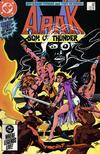 Cover for Arak / Son of Thunder (DC, 1981 series) #43 [Direct]