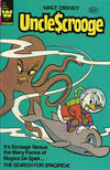 Cover for Uncle Scrooge (Western, 1963 series) #193 [Yellow Whitman Logo]