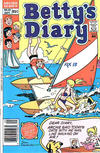 Cover for Betty's Diary (Archie, 1986 series) #20