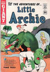 Cover for The Adventures of Little Archie (Archie, 1961 series) #32 [Canadian]