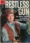 """Cover for Four Color (Dell, 1942 series) #934 - Restless Gun [""""Now"""" cover variant]"""