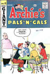 Cover for Archie's Pals 'n' Gals (Archie, 1952 series) #15 [Canadian Price Variant]