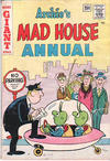 Cover for Archie's Madhouse Annual (Archie, 1962 series) #1