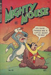Cover for Mighty Mouse (Superior Publishers Limited, 1947 series) #12