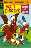 Cover for Walt Disney's Comics and Stories (Western, 1962 series) #v30#3 (351) [Giant Poster Edition]
