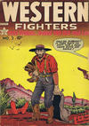 Cover for Western Fighters (Export Publishing, 1949 series) #2