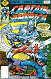 Cover for Captain America (Marvel, 1968 series) #226 [Regular Edition]
