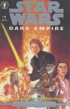 Cover for Star Wars Dark Empire (Dark Horse, 1991 series) #1 [Platinum Edition]