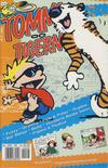 Cover for Tommy og Tigern (Bladkompaniet / Schibsted, 1989 series) #8/2002