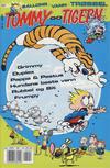 Cover for Tommy og Tigern (Bladkompaniet / Schibsted, 1989 series) #6/2002