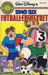 Cover for Donald Pocket (Hjemmet / Egmont, 1968 series) #88 - Donald Duck Fotball-eventyret [1. opplag]