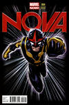 Cover Thumbnail for Nova (2013 series) #4 [Stephen Platt Variant]