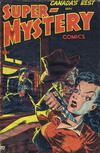 Cover for Super-Mystery Comics (Ace International, 1948 ? series) #v7#4