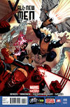 Cover for All-New X-Men (Marvel, 2013 series) #10 [2nd Printing]