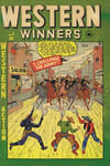 Cover for All Western Winners (Superior Publishers Limited, 1949 series) #5