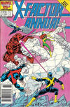 Cover Thumbnail for X-Factor Annual (1986 series) #1 [Newsstand]