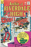 Cover for Archie at Riverdale High (Archie, 1972 series) #30