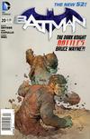 Cover Thumbnail for Batman (2011 series) #20 [Newsstand]