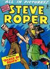 Cover for Steve Roper (Trans-Tasman Magazines, 1959 ? series) #3