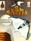 Cover for Mantaman (Xpress Ink, 1991 series) #1