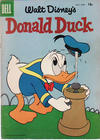 Cover for Walt Disney's Donald Duck (Dell, 1952 series) #59 [15¢]