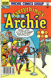 Cover for Everything's Archie (Archie, 1969 series) #117 [Canadian Price Variant]