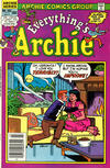 Cover for Everything's Archie (Archie, 1969 series) #105