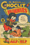Cover for The Bosun and Choclit Funnies (Elmsdale, 1946 series) #v8#1