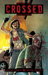 Cover Thumbnail for Crossed Badlands (2012 series) #27 [Torture Variant Cover by Jacen Burrows]